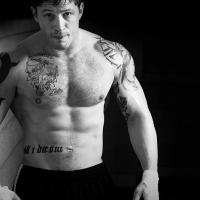 A case in point of Body Transformation: Tom Hardy