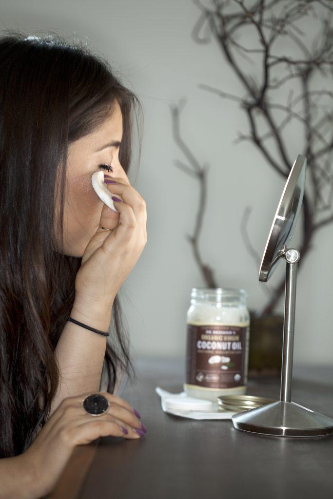 Lisabronner-CoconutOil_Makeup007